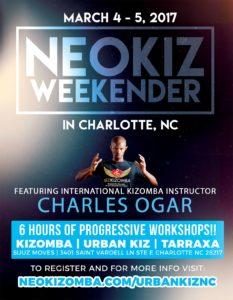 NeoKiz Weekender with Charles Ogar